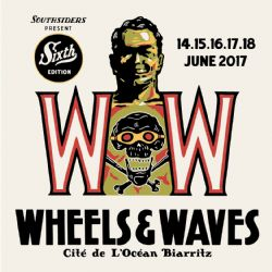 ZINEMA VARIETES IN WHEELS AND WAVES 2017
